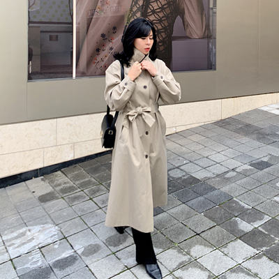 LOUIS Trench-coatⓑⓔ